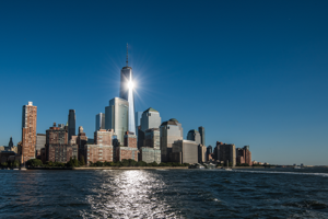 Skyline Manhattan New York(2016)